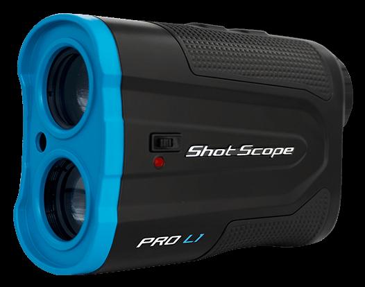 Shot Scope blue PRO L1 Laser Rangefinder