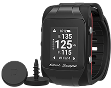 Shot Scope V2 GPS watch