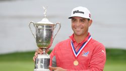 Gary Woodland wins his first Major at Pebble Beach