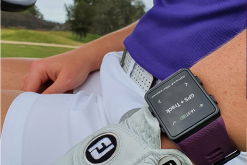How does golf performance tracking work?